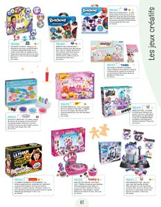 Catalogue WDK Group Partner France Noël 2018 page 61