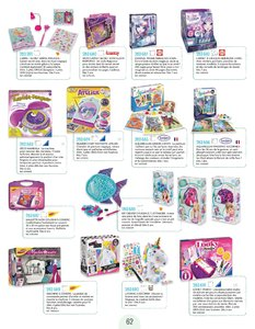Catalogue WDK Group Partner France Noël 2018 page 62