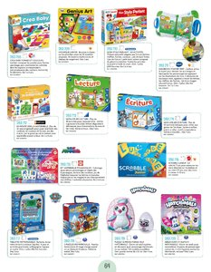 Catalogue WDK Group Partner France Noël 2018 page 64