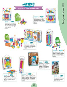 Catalogue WDK Group Partner France Noël 2018 page 73