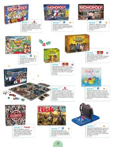 Catalogue WDK Group Partner France Noël 2018 page 74