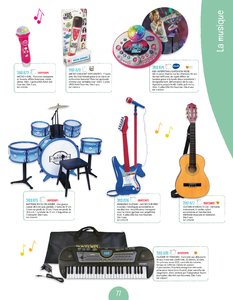 Catalogue WDK Group Partner France Noël 2018 page 77